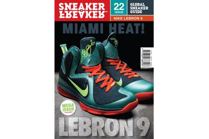 Sneaker Freaker Issue 22