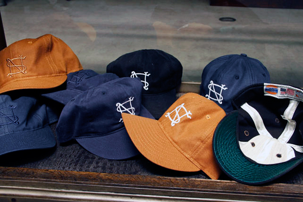 SOPHNET. x nonnative x Ebbets SOPH.native BALL FIELD CAP vendor NAGOYA Exclusive