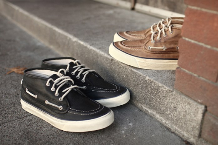 Sperry 2011 Fall Seamate Chukka