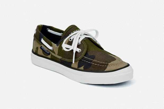 penfield x sperry top sider capsule collection
