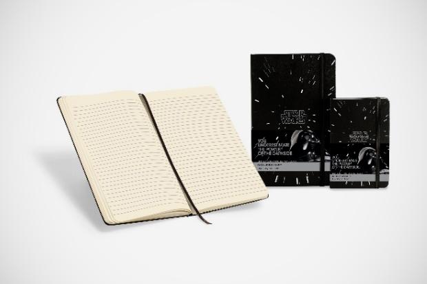Star Wars x Moleskine Notebook Collection