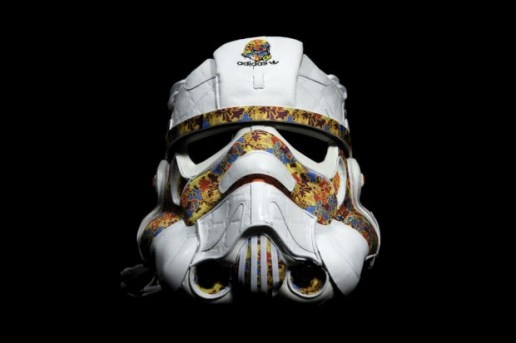 Star Wars Remix: adidas Superskate Mid Stormtrooper Helmet