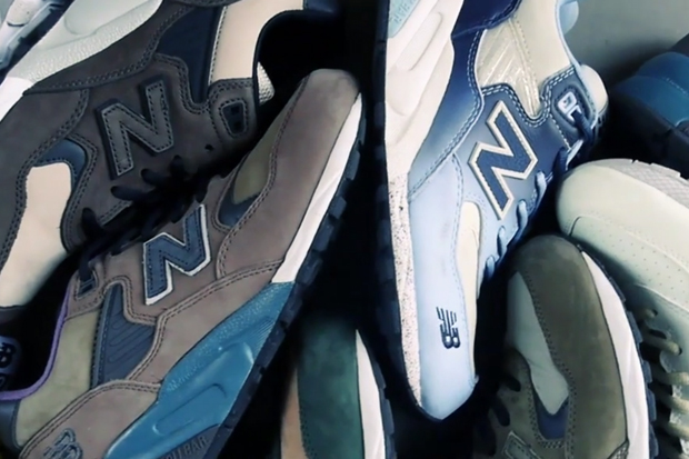 Streething: New Balance - Japanese Ideas in an American Company