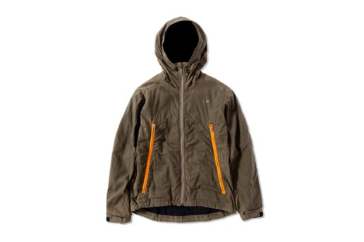 Stussy Coated Mix Up Slicker Jacket
