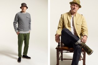 Stussy Deluxe 2011 Fall Lookbook