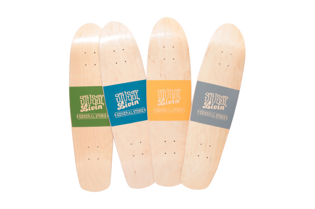 Stussy Livin' General Store Cruiser Deck