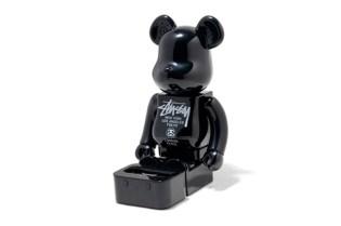 Stussy x Medicom Toy Bearbrick Speaker System