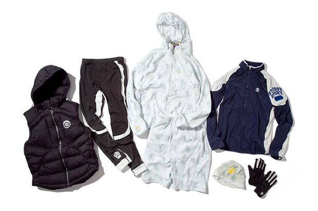Stussy Sport 2011 Fall/Winter Collection