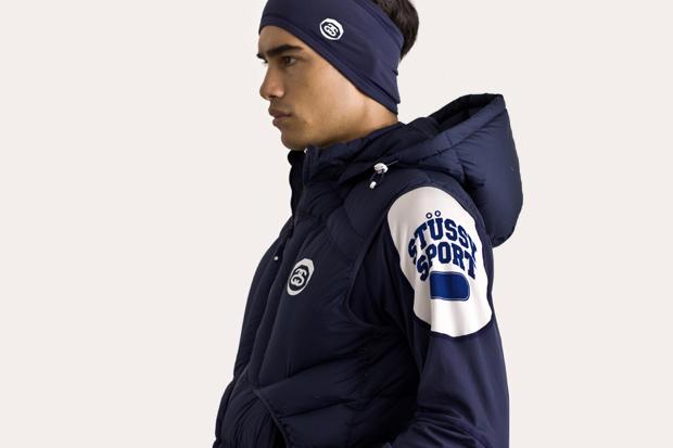 Stussy Sport 2011 Fall/Winter Lookbook