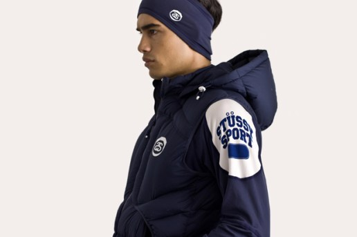 Stussy Sport 2011 Fall/Winter Lookbook