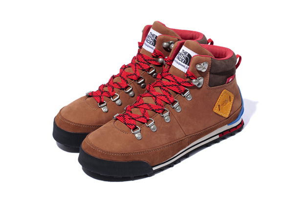 """Stussy Deluxe x Undefeated x The North Face """"Back-to-Berkeley"""" Boots"""