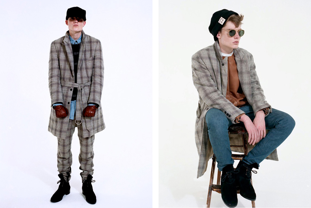 "Sunsea 2011 Fall/Winter ""NEW VISION"" Collection"