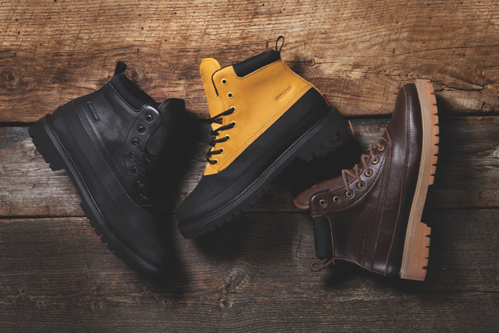 SUPRA 2011 Fall Boot Collection