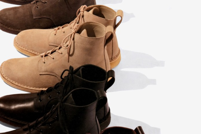 Supreme x Clarks 2011 Winter Boots Collection