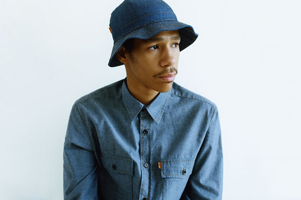 supreme x levis 2011 fallwinter collection