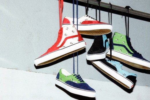 Supreme x Vans 2011 Fall/Winter Footwear Collection Preview