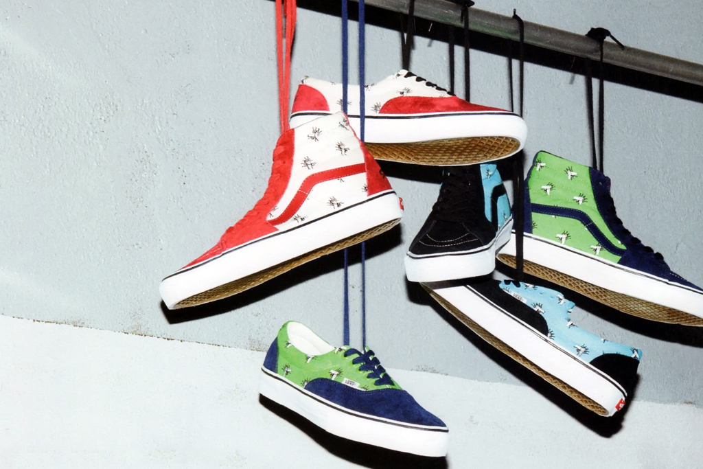 supreme x vans 2011 fallwinter footwear collection preview