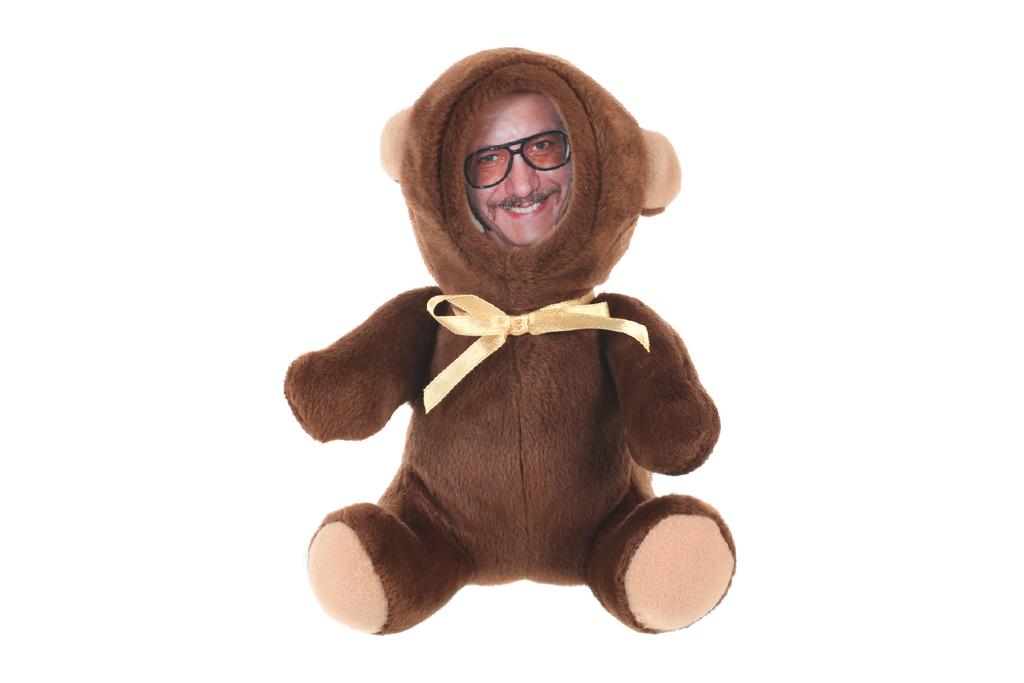 "Terry Richardson ""Terry Richardson"" Teddybear"