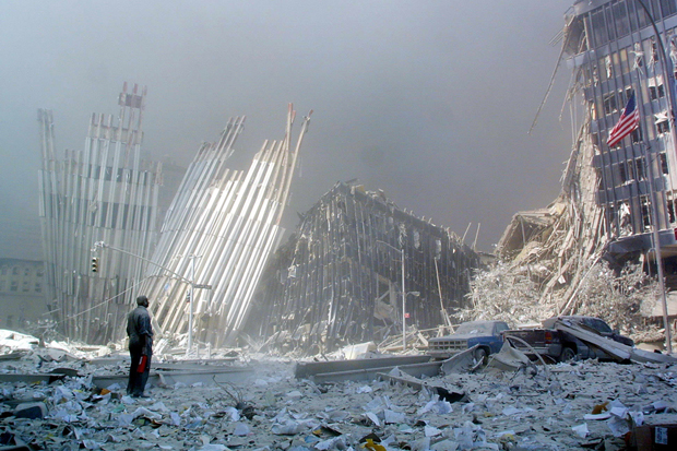 The Big Picture: Ground Zero: September 11, 2001-September 11, 2011