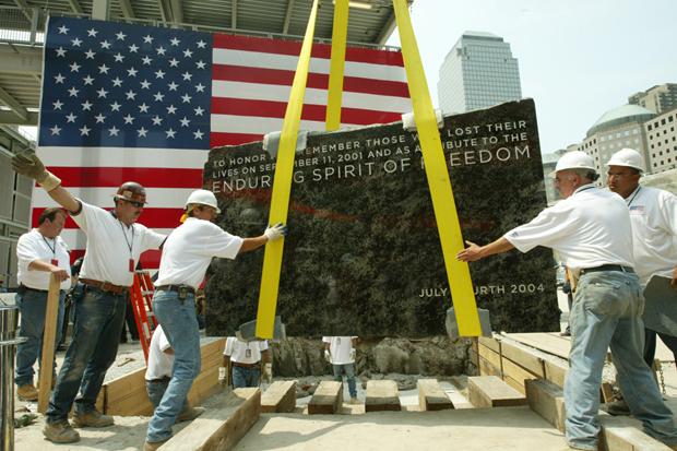 The Big Picture: Ground Zero: September 11, 2001-September 11, 2011