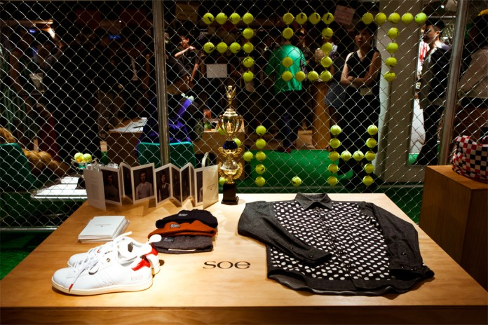 THE CONTEMPORARY FIX Hong Kong Store Opening Recap
