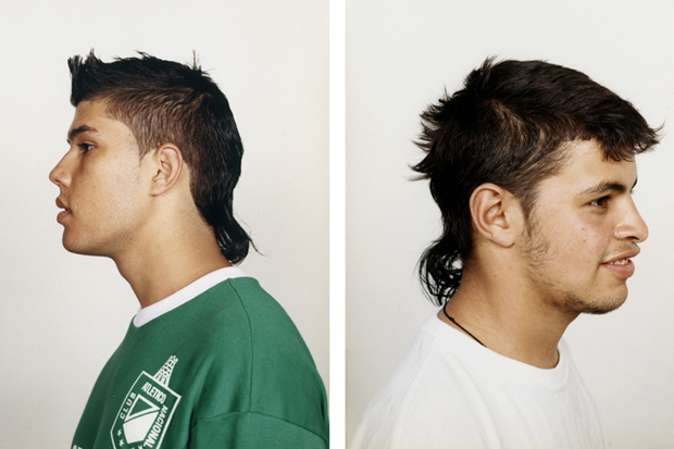 the green soccer journal the mullets of medllin columbia photo series