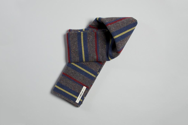 the hill side 2011 fallwinter scarf collection