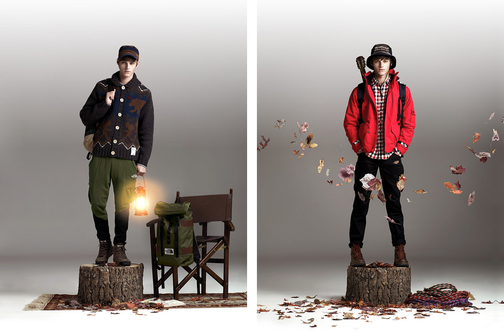 The North Face 2011 Fall/Winter Lookbook