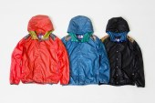 THE NORTH FACE PURPLE LABEL 2011 Fall/Winter Mountain Wind Vest & Parka