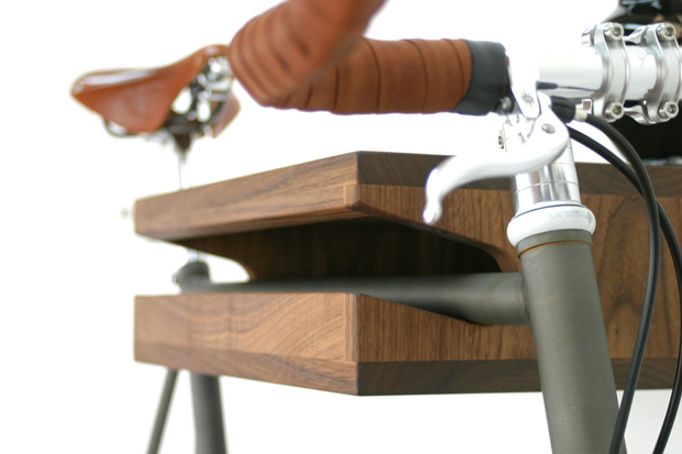 The Original Bike Shelf by Knife & Saw