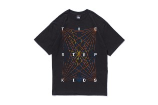The Stepkids x Stussy T-Shirt