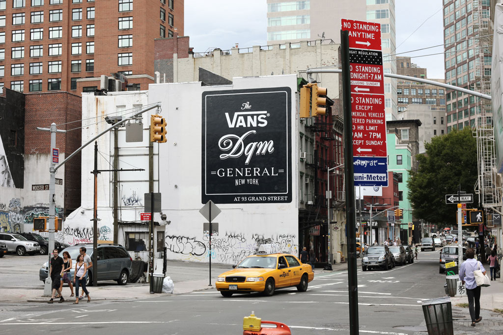 the vans dqm general store new york