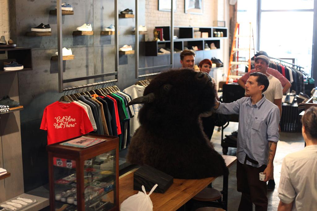 The Vans DQM General Store Opening Recap
