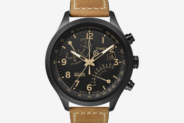 Timex Intelligent Quartz Flyback Chronograph