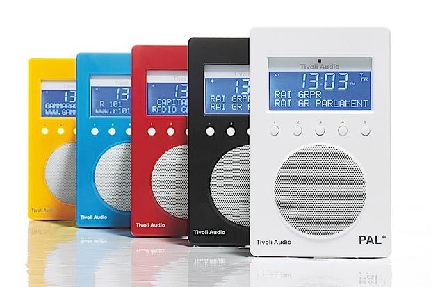 Tivoli PAL+ & Model 10+ Clock Radios