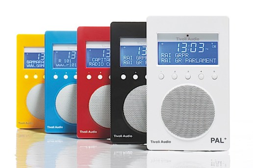 Tivoli PAL+ & Model 10+ Clock Radios