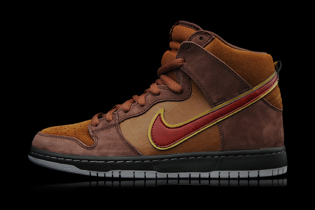 "Todd Bratrud x SPoT x Nike SB Dunk High Premium ""The Cigar"""