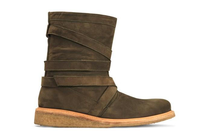 Trussardi 1911 Khaki Boots
