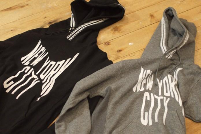 "UNDERCOVER 12th Anniversary ""NYC GIZ"" Nagoya Hoodie"