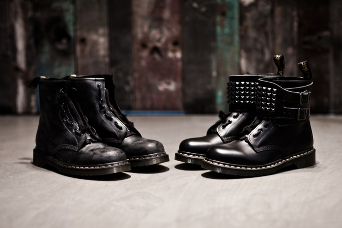 Underground x Dr. Martens 2011 Fall/Winter Capsule Collection