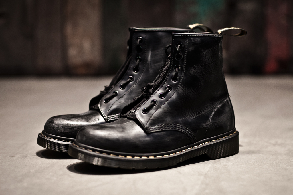 underground x dr martens 2011 fallwinter capsule collection