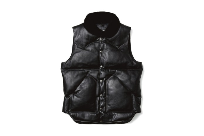uniform experiment x Rocky Mountain Featherbed Vest
