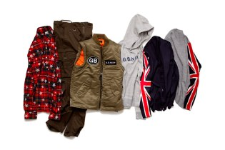 uniform experiment x ENGLATAILOR 2011 Fall/Winter Collection