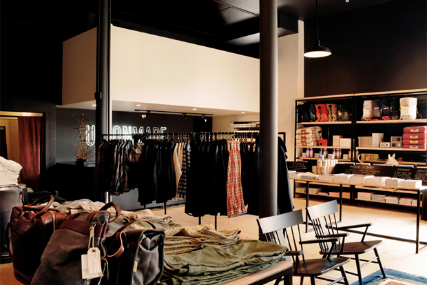 UNIONMADE San Francisco Store Expansion