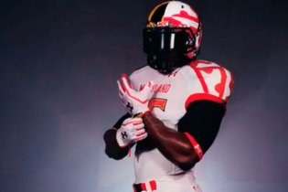 Maryland x Under Armour Uniforms
