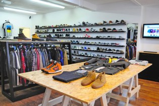 Urban Industry Eastbourne Store Opening