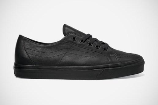 "Vans 2011 Fall Escuela ""Italian Leather"""