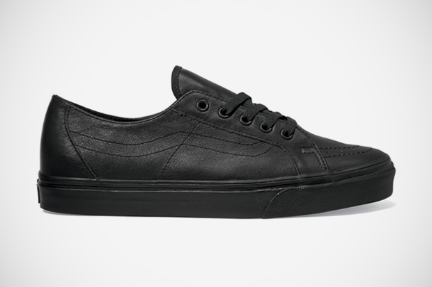 vans 2011 fall escuela italian leather