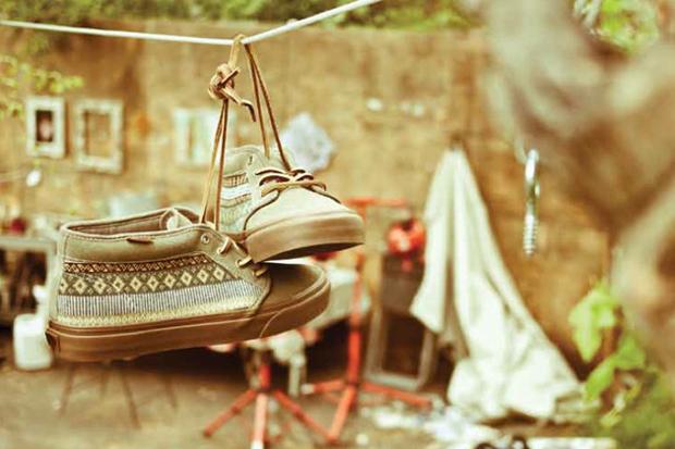 Vans California Chukka Boot Nordic Pack