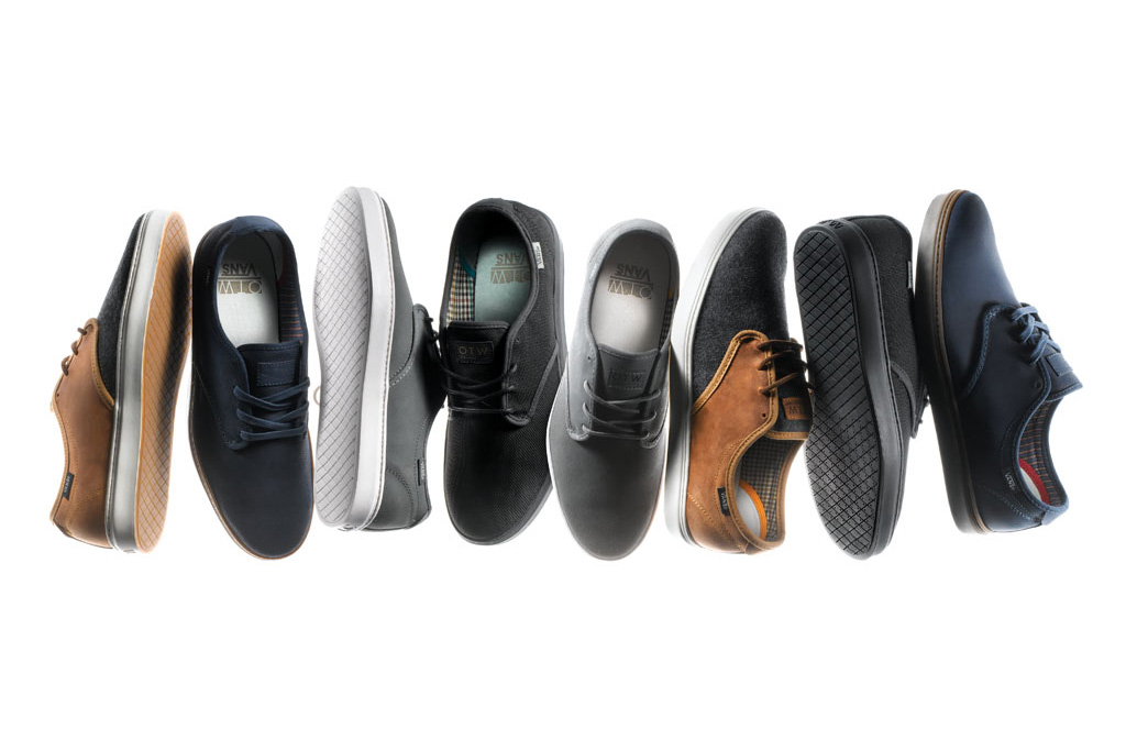 Vans OTW 2011 Fall/Winter Ludlow Collection